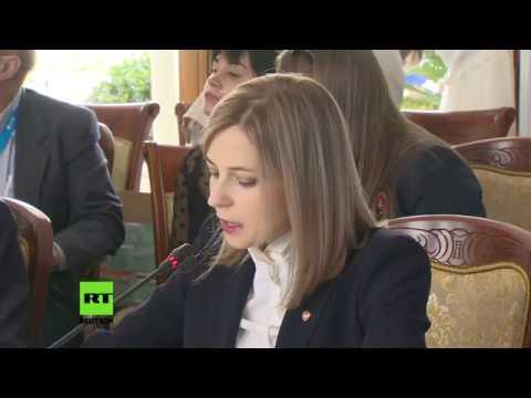 """""""Die Krim gehört für immer zu Russland!"""" – Natalja Poklonskaja über die Wiedervereinigung"""