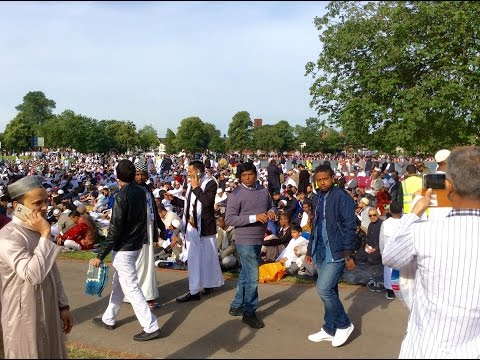 Daawo -Sida Looga Ciiday Birmingham- EidulFitr 2016 @Small Heath Park |Europe's Largest EID Festival