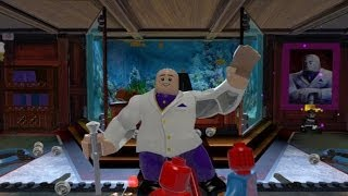 LEGO Marvel Super Heroes - Deadpool Bonus Mission #5 - Feeling Fisky (Kingpin, Electra, Bullseye)