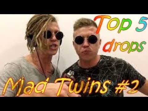 MAD TWINS - TOP 5 BEST BEATBOX DROPS 2 !!