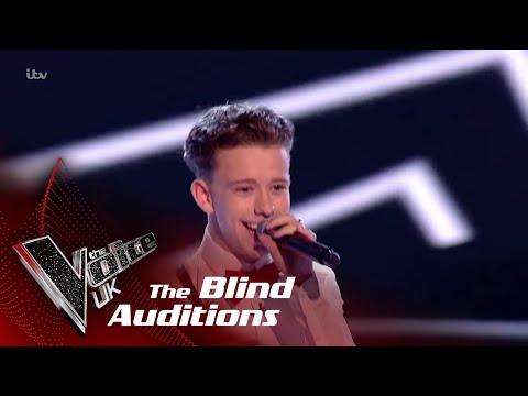 Kade Performs Sitting at the Dock of the Bay: Blind Auditions | The Voice UK 2018