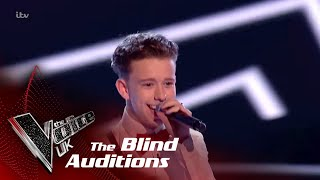 Kade Performs '(Sittin' On) The Dock Of The Bay': Blind Auditions | The Voice UK 2018 thumbnail