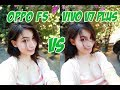 Oppo F5 Vs Vivo V7 Plus Camera Battle!