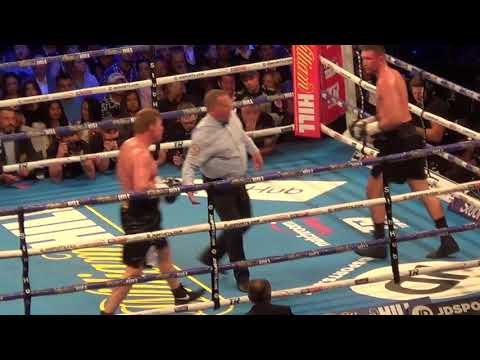 Alexander Povetkin vs. Hughie Fury London