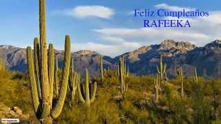 Rafeeka   Nature & Naturaleza