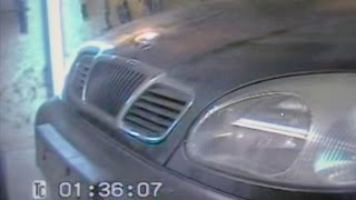 Рихтовка  Ланоса .Кузовной ремонт.BODY REPAIR(Ланос,удар в левый лонжерон. Замена четверти ., 2012-04-26T16:49:22.000Z)