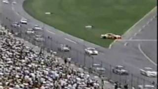 1989 Pepsi 400 - Darrell Waltrip Spin