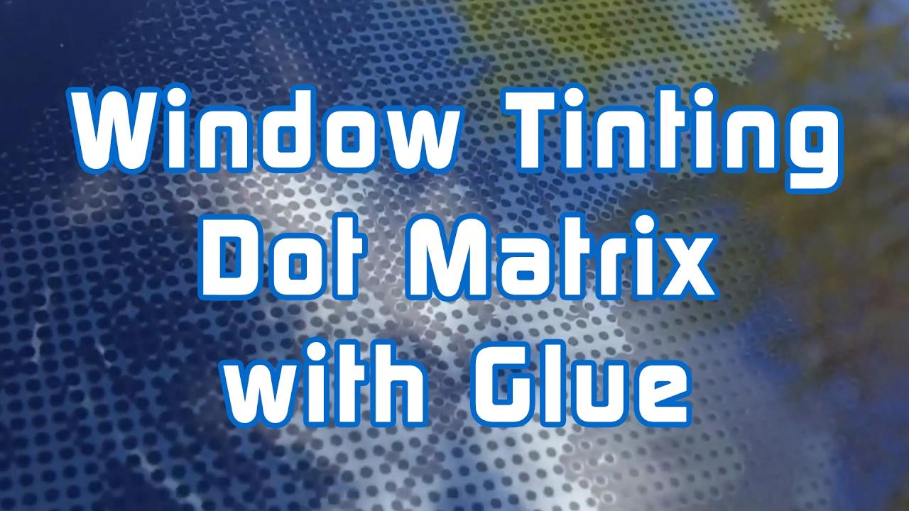 How to glue windows