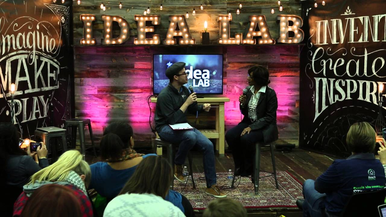 Ideas for Refreshing Your Youth Ministry:  Idea Lab with Virginia Ward