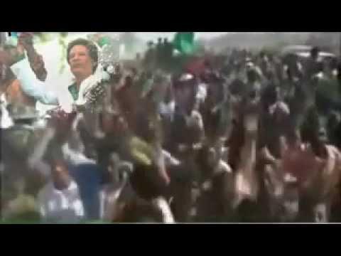 Muammer al Gaddafi Hero of Africa (Hiphop)