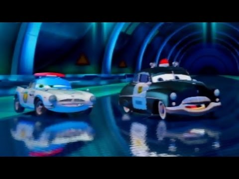 Cars Alive Cars 2 Gameplay Police Cars Finn Mcmissle