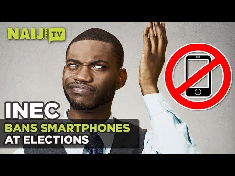 Nigeria News Today: INEC May Ban Electronic Devices At The Polling Booths | Legit TV