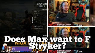 WTF Mortal Kombat X Plays: Does Max want to F Stryker?