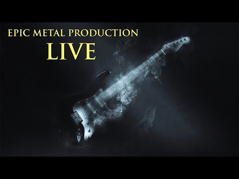 Live Epic Metal Music Production