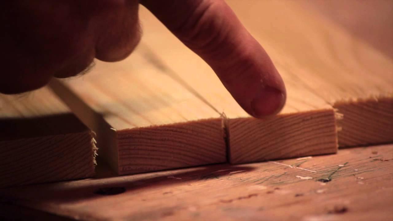 Timmertip 190 Goed verlijmen van planken en balken    YouTube