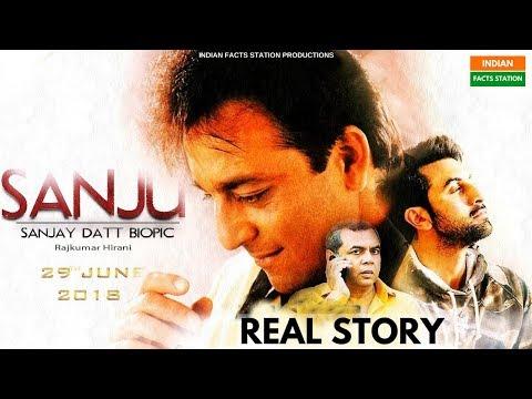 SANJU (2018) REAL STORY | Sanjay Dutt Biography in Hindi | Sanjay Dutt Biopic | Ranbir Kapoor