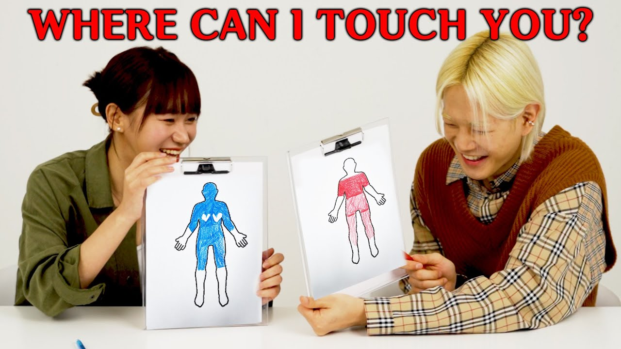 What if a Guy & Girl Figure Out Each Other's Body?