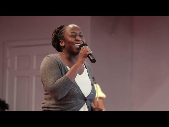 Champion of Change -Co-Pastor Tiffany Bryan