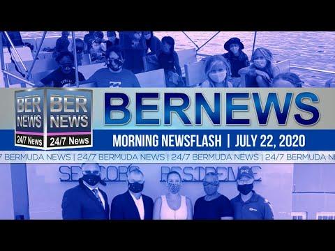 Bermuda Newsflash For Wednesday, July 22, 2020