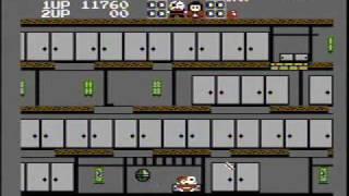 Ninja JaJaMaru-kun - Famicom Gameplay (Wii)