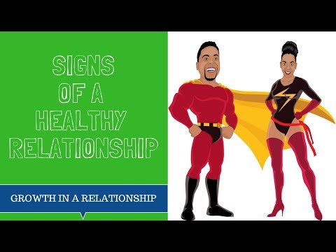 Signs of a Healthy Relationship - Black Panther Movie