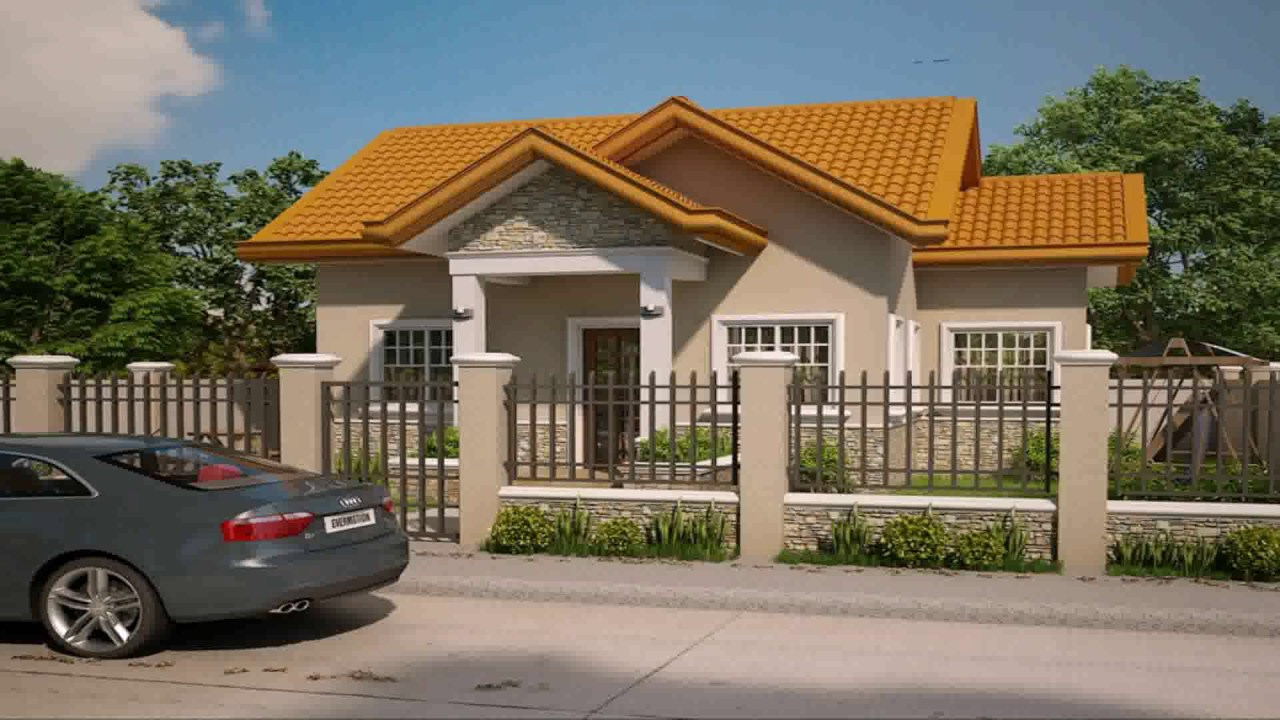 Bungalow house design in the philippines with floor plan for House floor mat philippines