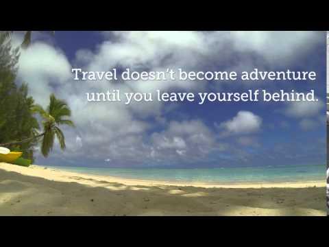 Inspirational Timelapse - Aitutaki & Adventures