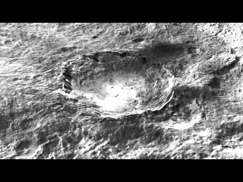 Fly Over Dwarf Planet Ceres' Mysterious Bright Spots in New NASA Video
