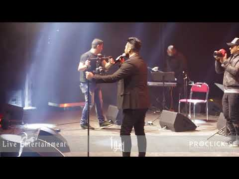 Tamer Hosny Concert Malmö - Sweden