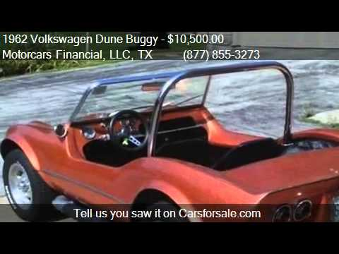 1962 Volkswagen Dune Buggy for sale in Headquarters in Plan
