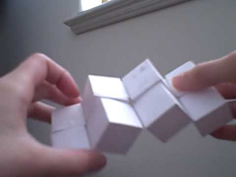 Moving Cube Youtube