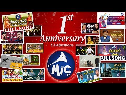 MicTv 1st Anniversary | Promo | MicTv.in