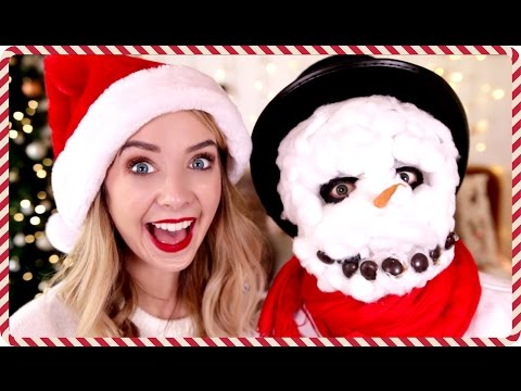 Thumbnail: My Brothers Snowman Makeover | Zoella