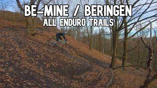 Be-mine/ Beringen all the enduro trails