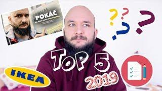 MOJE TOP 5 | PLÁNY NA 2019