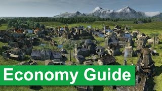Grand Ages Medieval - How to have a Good Economy Guide [1080p/HD]