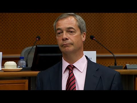 Europe of Freedom and Direct Democracy, Farage's new group in the EU Parliament