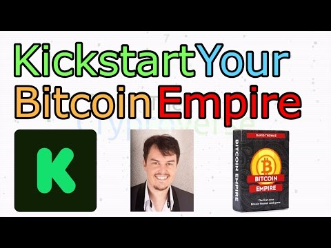 Kickstart Your Bitcoin Empire feat. David Apple  (The Crypto