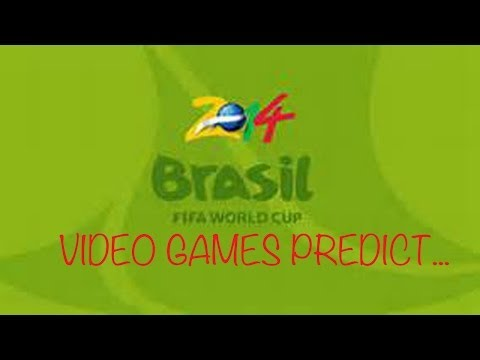 Video Games Predict... France V Nigeria [World Cup 2014 Game 53, Round of 16]