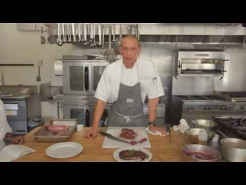 Steak With Chef D Brandon Walker!