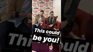Rhett and Link Instagram Story 02/15/2019