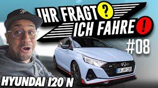 JP Performance - Ihr fragt/Ich fahre #8 | Hyundai i20N