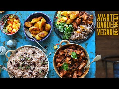 EPIC VEGAN CARIBBEAN FEAST