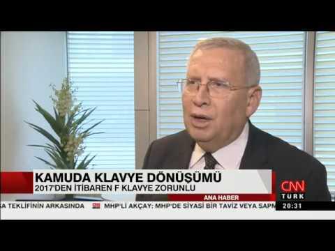 Kamuda F Klâvye Dönemi Başlıyor - CNN Türk - 27.12.2016
