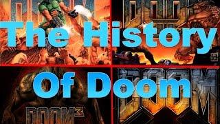 The History Of Doom ( Including Doom 4 ) 2016