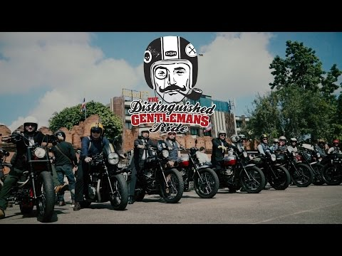 The Distinguished Gentleman's Ride 2015 Chiang Mai Thailand [ Full Version ] DGR