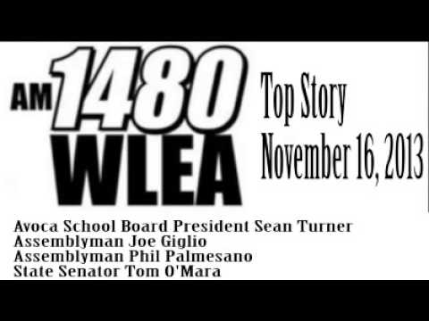 Top Story, November 16, 2013
