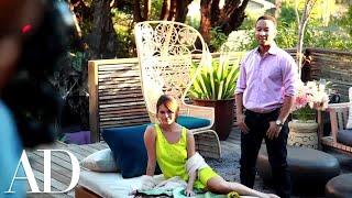 Inside John Legend and Chrissy Teigen's Los Angeles Home | Celebrity Homes | Architectural Digest