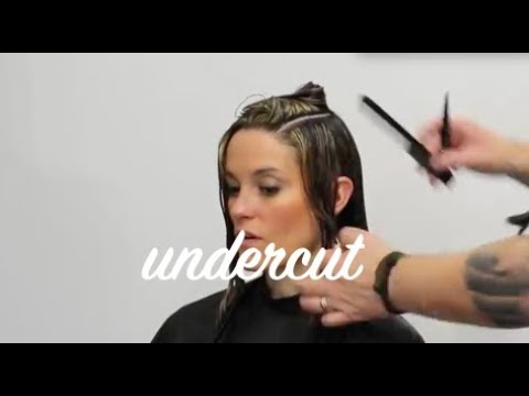 How To Shave Your Hair Haircut Tutorial Shaved Women Head Youtube