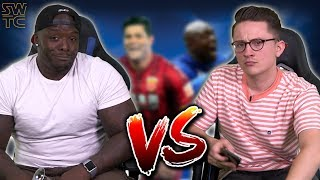 The STRONGEST Player In World Football Is… | AKINFENWA VS CHRIS | #SWTheChampions2